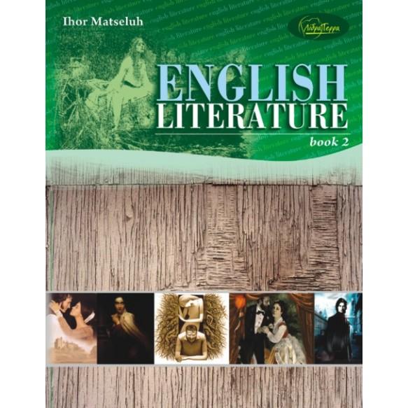 English Literature ч 2 Учебник по англ литературе для учащихся старших классов проф углубл