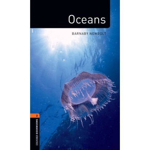 Oxford Bookworms Library Stage 2 Oceans Audio CD Pack