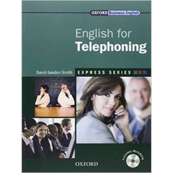English for Telephoning: Student's Book Pack