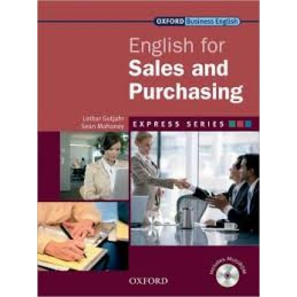 English for Sales & Purchasing: Student's Book Pack