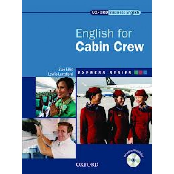 English for Cabin Crew Student's Book Pack