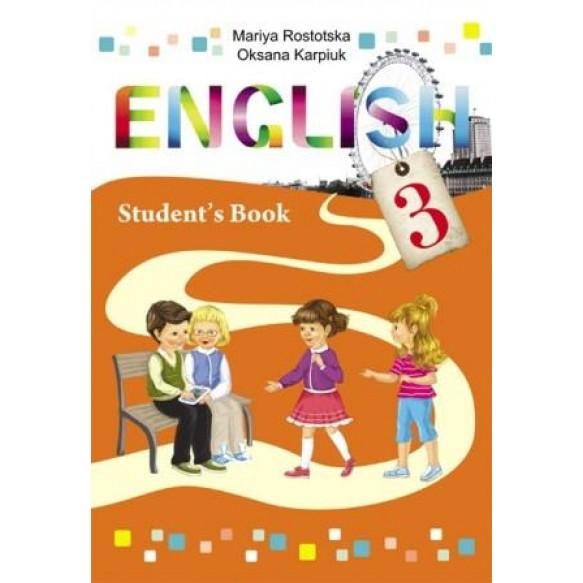 Тернополь англ язык для спец школ 3 класс