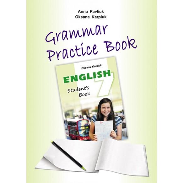 Либра Терра английский язык 7 класс Grammar Practice Book