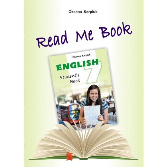 Либра Терра английский язык 7 класс Read me book