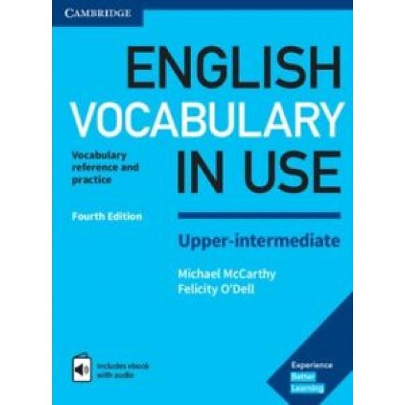 English Vocabulary in Use Fourth Edition Upper-Intermediate