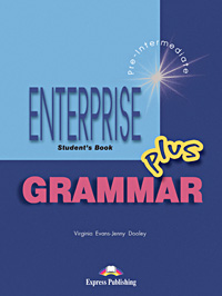Enterprise Plus Grammar Book (Intermediate B1)