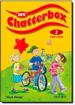 New Chatterbox Level 2.Pupil's Book