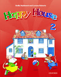 Happy House 2.Class Book