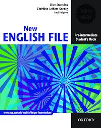 New English File Pre-intermediate.Student's Book