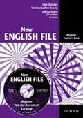 New English File Beginner Workbook with MultiROM Pack