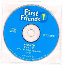First Friends 1 Audio Class CD