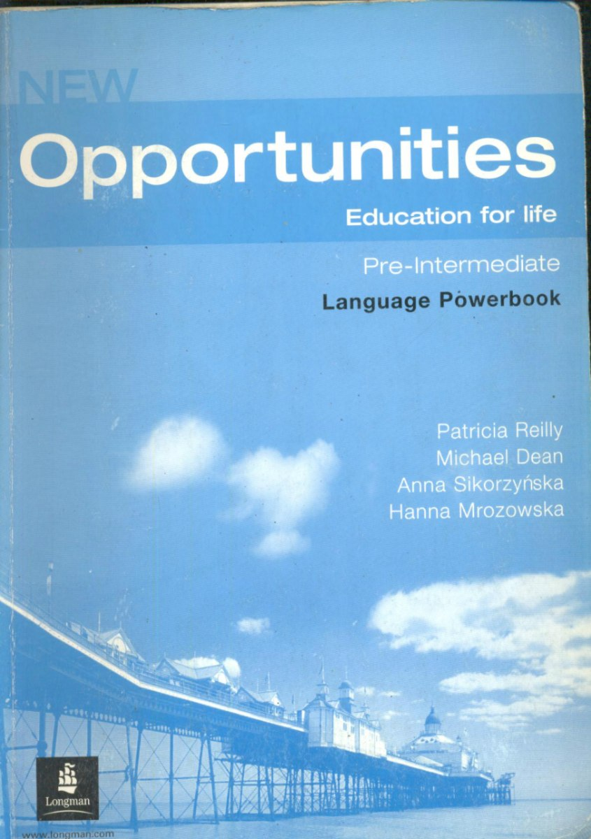 Гдз к new opportunities-pre-intermediate