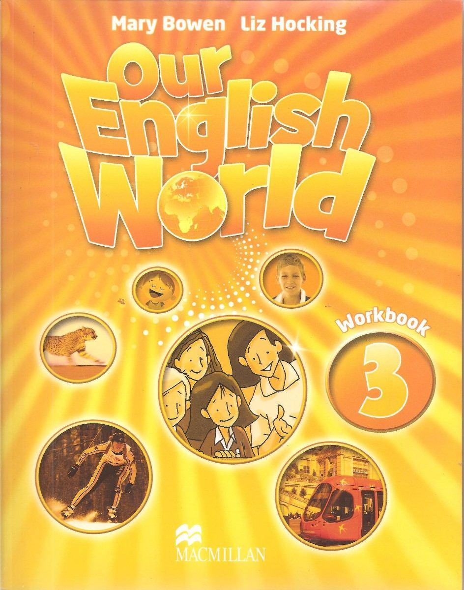 Level 3. English World. Workbook