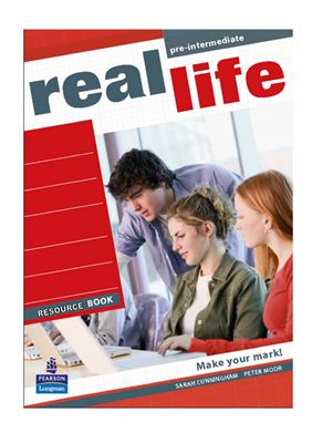 Real Life  Pre-intermediate Test Book with Audio CD