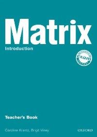 New Matrix Introduction.Teacher's Book