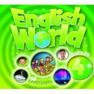 Level 4. English World. Audio CD