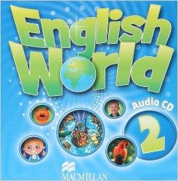 Level 2. English World. Audio CD
