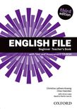 English File 3rd Edition Beginner Teacher's Book with Test and Assessment CD-ROM
