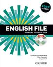 English File Advanced third edition Student's Book with iTutor