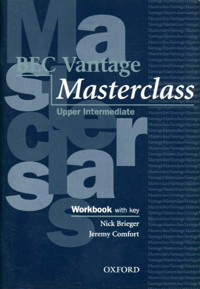 BEC Vantage Masterclass. Workbook and Audio CD Pack (with Key)