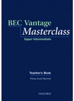 BEC Vantage Masterclass .Class Audio CDs (2)