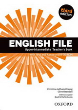 English File 3rd Edition Upper Intermediate: Workbook without Key