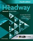 New Headway Advanced (C1) Teacher's Book + Teacher's Resource Disc