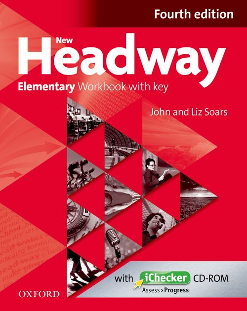 New Headway Elementary Fourth Edition.Workbook Pack (Workbook and Audio CD) with Key