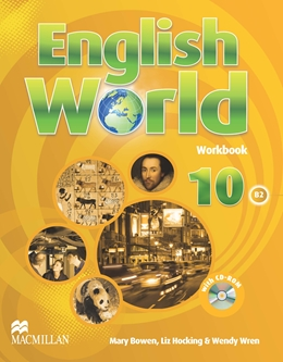 Level 10. English World Workbook with CD-ROM
