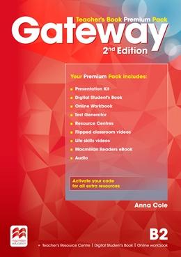 Gateway 2nd Edition B2 Teacher's Book Premium Pack