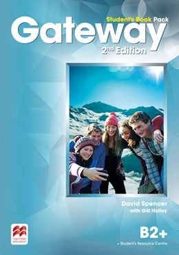 Gateway 2nd Edition B2+ Student's Book Pack