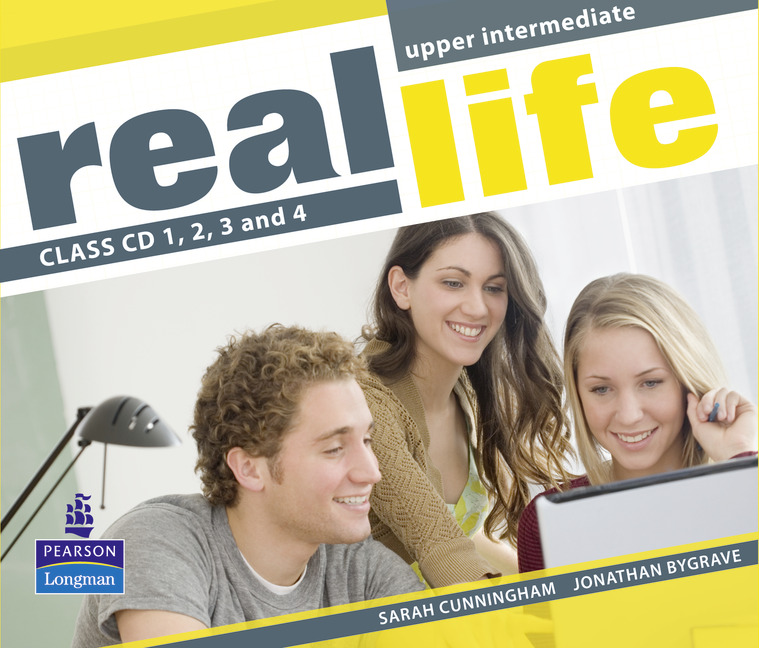 Real Life Upper Intermediate Test Book with Audio CD