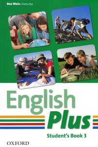 English Plus 3 Student Book