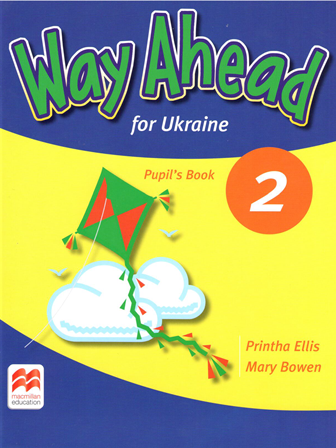 Way Ahead Ukraine 2 Pupil's Book