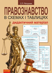 Правоведение  Схемы и таблицы  Дидактический материал
