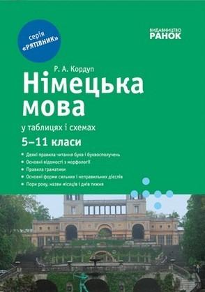 Немецкий язык в таблицах и схемах для учащихся 5-11 классов и абитуриентов