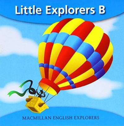 Little Explorers B  Audio CD