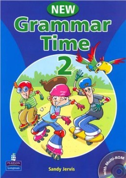 New Grammar Time 2 SB
