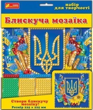 Мозаїка Український герб