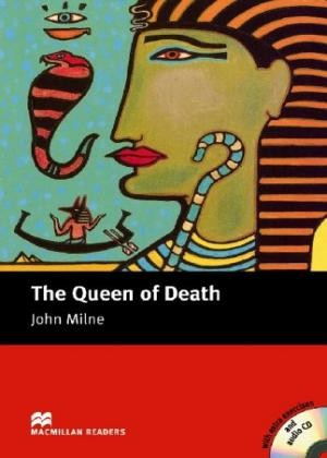 The Queen of Death  Intermediate Level  with Audio CD