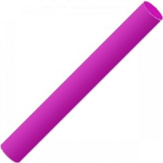 Полимерная глина малиновый флуоресцентная 17 г
