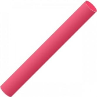 Полимерная глина розовая флуоресцентная 17 г