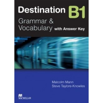 Destination B1 Student's Book with Key