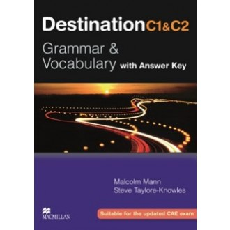 Destination C1 and C2 Student's Book With Key