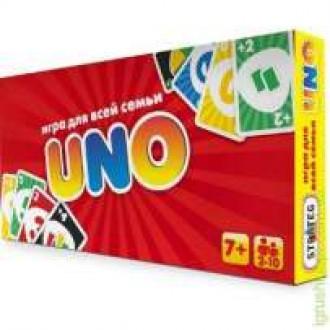 Игра для всей семьи UNO классическая