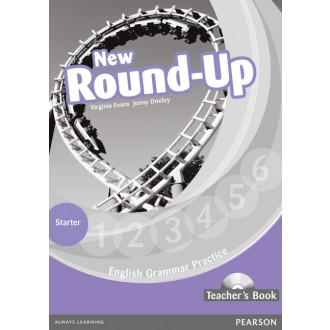 New Round-Up Starter Teacher's Book with CD