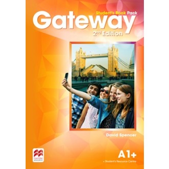 Gateway A1+ 2nd Edition Student's Book Premium Pack