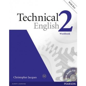 Technical English 2 (Pre-Intermediate) Workbook with Key and CD Pack