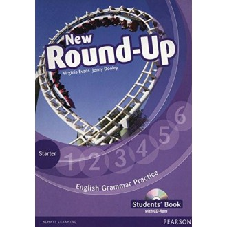 New Round-Up Starter Student's Book with CD
