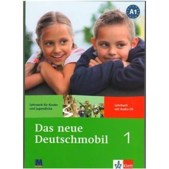 Das Neue Deutschmobil 1. Учебник с аудио-CD